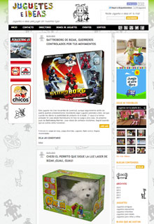 Blog de juguetes e ideas