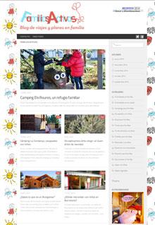 Blog de viajes y actividades para familias